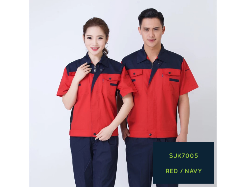 Short Sleeve Jacket SJK7005